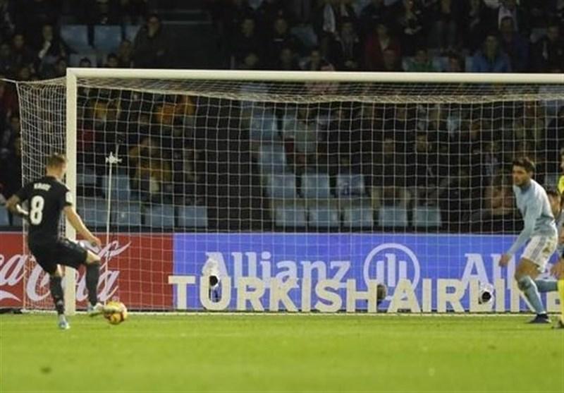 فوتبال دنیا، رئال مادرید به برتری های پرگلش ادامه داد