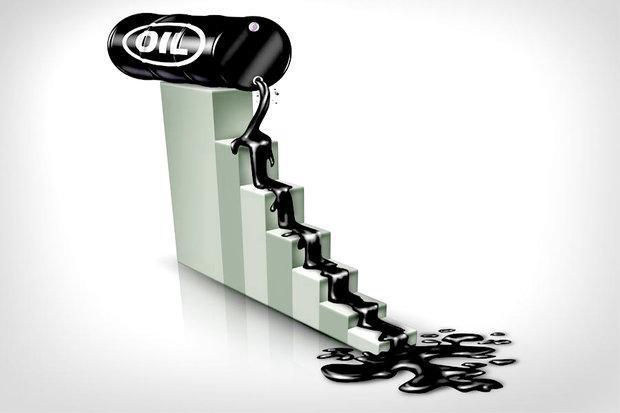 قیمت نفت 8 درصد سقوط کرد، ثبت پایین ترین نرخ یکسال اخیر