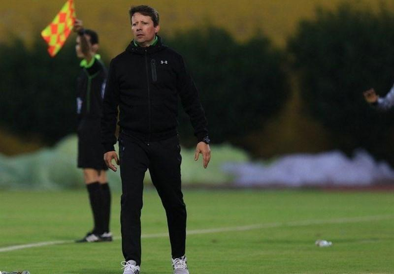 سرجیو: مقابل سپاهان 6 موقعیت گل داشتیم، نگران بودم بازیکنانم با اُفت روبرو شوند