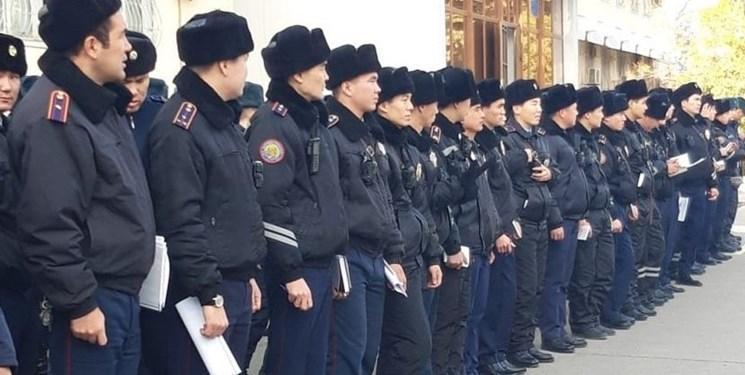 حقوق پلیس های قزاقستان افزایش می یابد