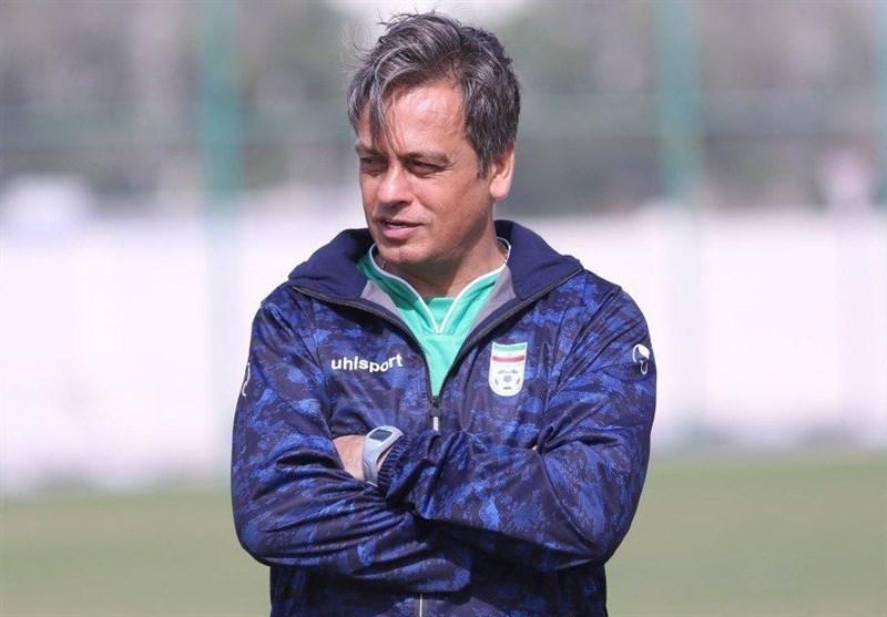 شاهرودی: بحث ملی است، باشگاه ها با تیم امید همکاری نمایند
