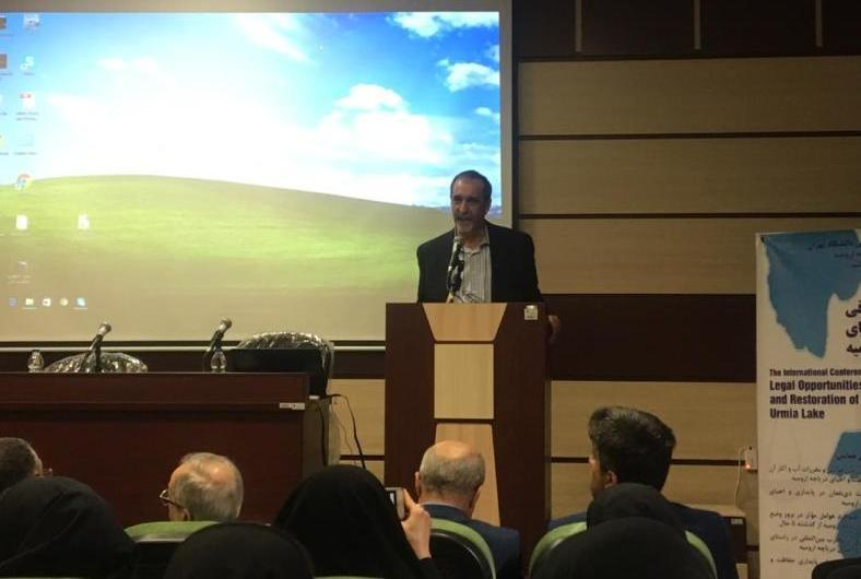 امیدواریم رشته حقوق و محیط زیست دردانشگاه تهران ایجاد شود