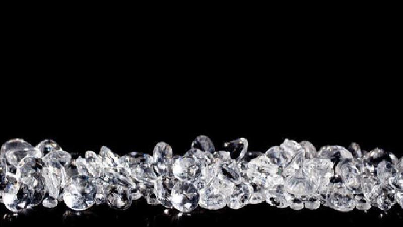 محققان پیروز به فراوری الیاف الماس با فناوری لیزر شدند