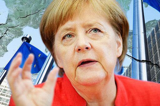 مرکل: ماموریت اروپایی در تنگه هرمز مورد بحث قرار خواهد گرفت