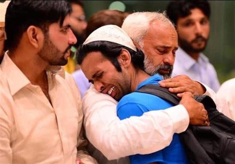 دولت پاکستان 322 نفر از اتباع خود که در خاک مالزی گرفتار شده بودند را بازگرداند