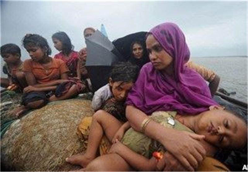 ماهیگیران 63 پناهنده روهینگیایی سرگردان در آبهای اندونزی را نجات دادند