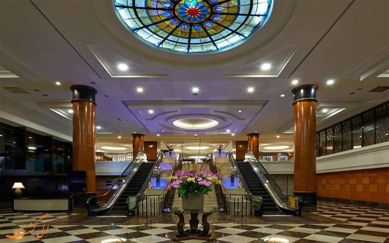 معرفی هتل 5 ستاره سری پاسیفیک در کوالالامپور