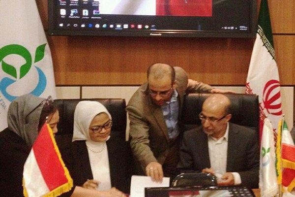 ایران و اندونزی تفاهمنامه دارویی امضا کردند