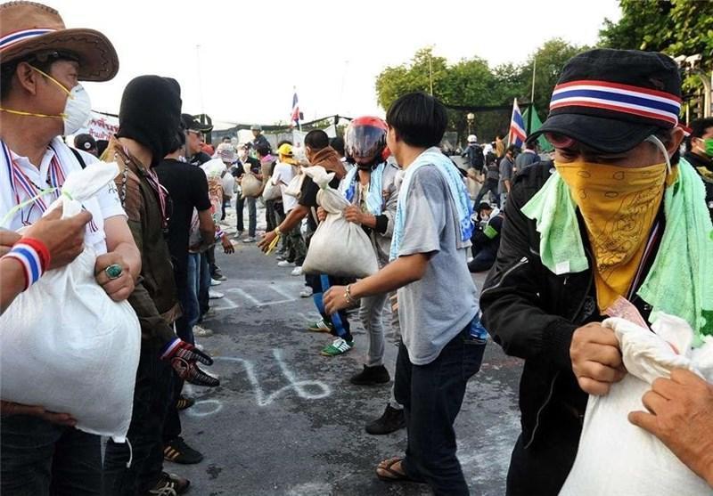 رهبران مخالف تایلند خواهان تصرف بانکوک در سال جدید میلادی شدند
