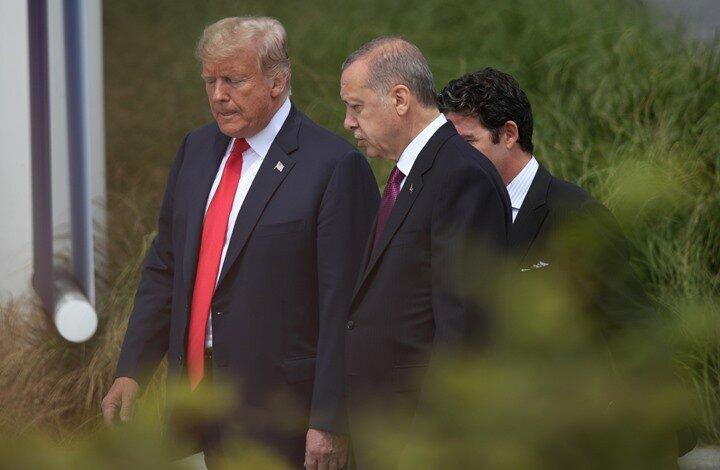 روزنامه انگلیسی متن مکالمه اردوغان و ترامپ را افشا کرد