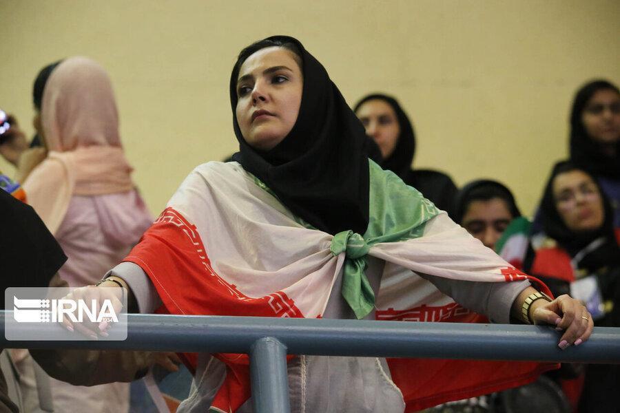 امکان خرید بلیت صندلی زنان در مسابقات والیبال قهرمانی آسیا وجود ندارد