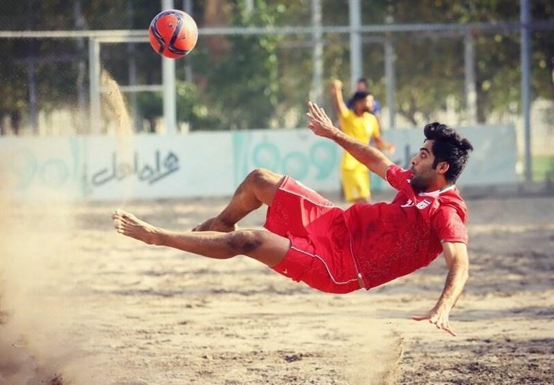 بازی های جهانی ورزش های ساحلی -قطر، کامبک ایران مقابل اوکراین سرسخت