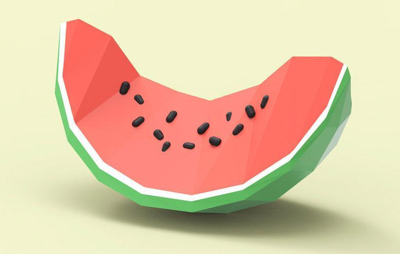 10 خاصیت مهم هندوانه برای سلامتی
