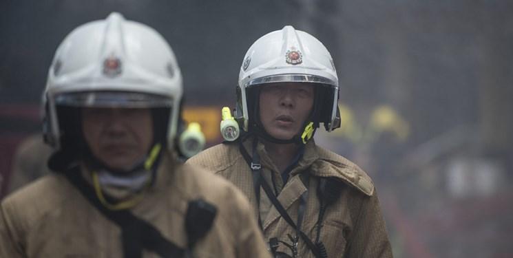 فیلم، 10 کشته و زخمی در انفجار کارخانه مواد شیمیایی در چین