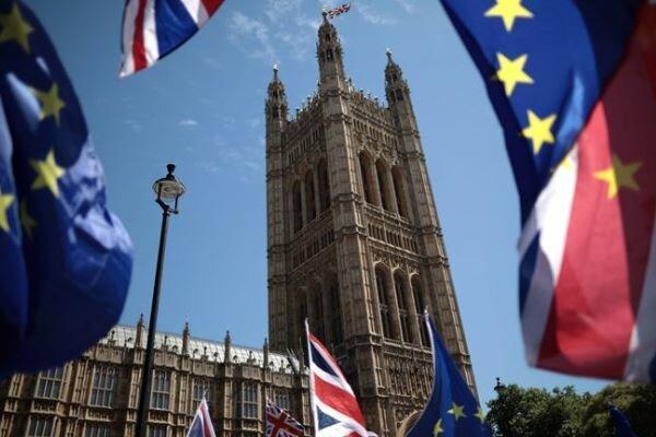توافق انگلیس و اتحادیه اروپا درباره برگزیت