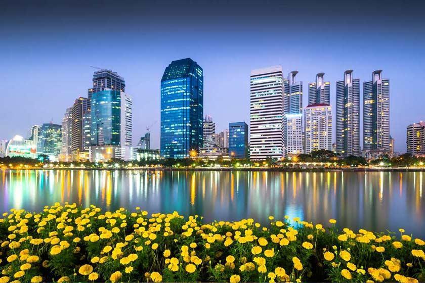 پارک بنجاکیتی بانکوک، طبیعتی بکر در قلب شهر