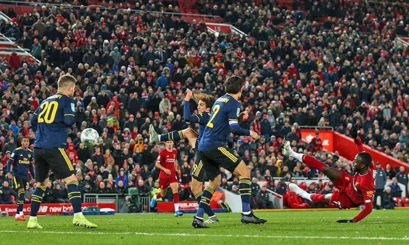 85 گل در شب رویایی فوتبال اروپا ، 10 گل سهم لیورپول و آرسنال