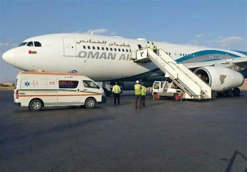 بیمار اورژانسی پرواز عمان ـ انگلیس را در تبریز مجبور به فرود اضطراری کرد