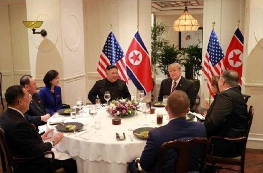 کره جنوبی: سران کره شمالی و آمریکا بیانیه هانوی را امضا می نمایند