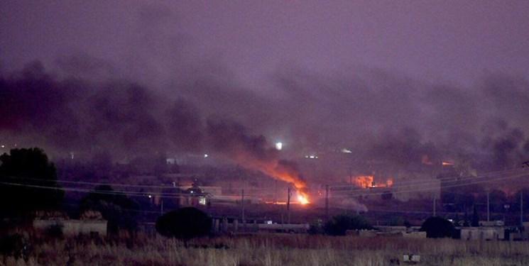 ترکیه: 181 موضع در شمال سوریه را هدف قرار داده ایم