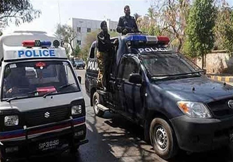 دستگیری یک تروریست در ایالت سند پاکستان