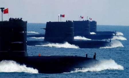 تنش بین هند و چین ، قدرت نمایی زیردریایی های چینی در اقیانوس هند