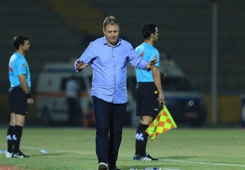 خوزستان، اسکوچیچ: اطرافیان باشگاه نفت باید سطح توقع شان را پایین بیاورند، نیمه دوم مثل مسابقه بوکس بود