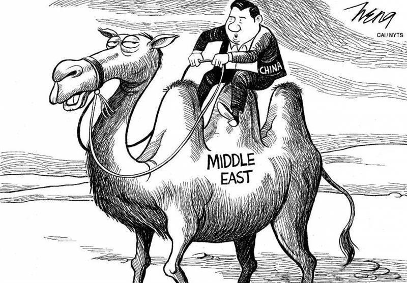 گزارش، چگونه چین از اشتباه آمریکا در خاورمیانه بهره می گیرد