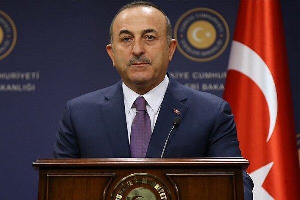ترکیه: کُردها از منطقه مرزی شمال سوریه کاملا خارج نشده اند!