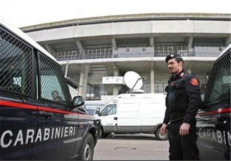 ایتالیا 3 مظنون تروریستی را بازداشت کرد