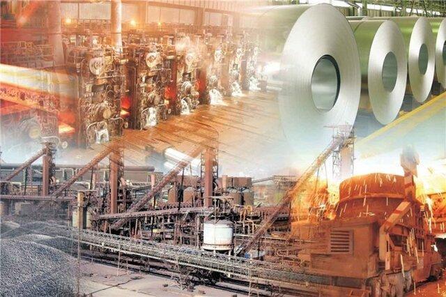 افزایش 11 درصدی صادرات محصولات معدنی فلزی