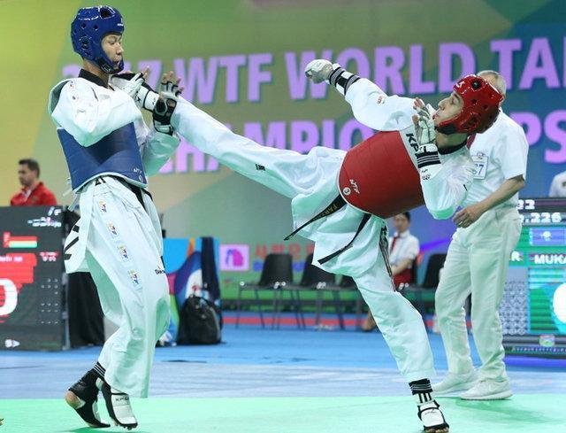 سه نقره و یک برنز در پایان روز نخست تکواندوی قهرمانی آسیا، عاشورزاده در حسرت طلا ماند