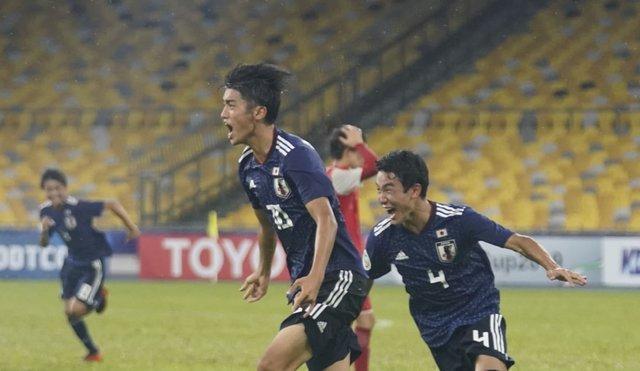 ژاپن قهرمان جام ملت های زیر 16 سال فوتبال آسیا شد