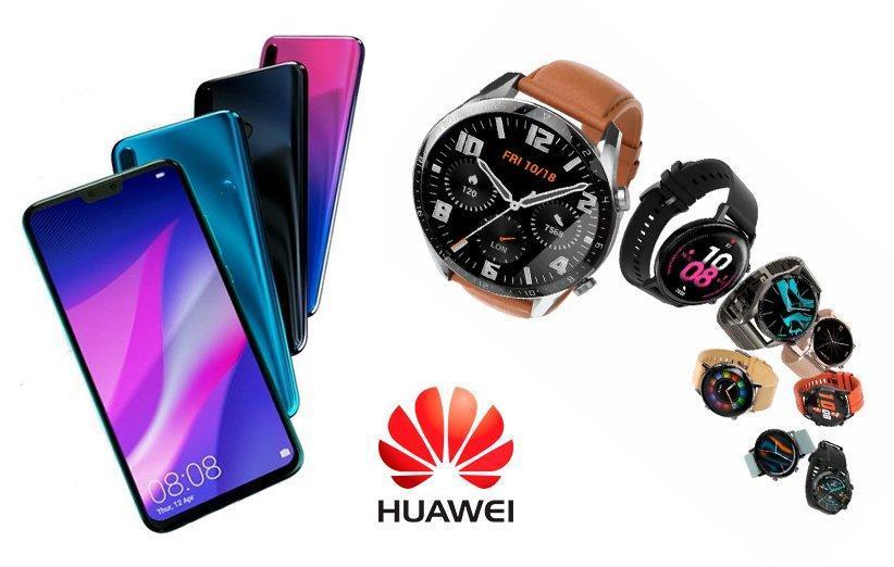 ساعت Watch GT2 و نسخه 2019 میان رده های Y9 و Y9 Prime؛ محصولات جدید هواوی برای بازار ایران