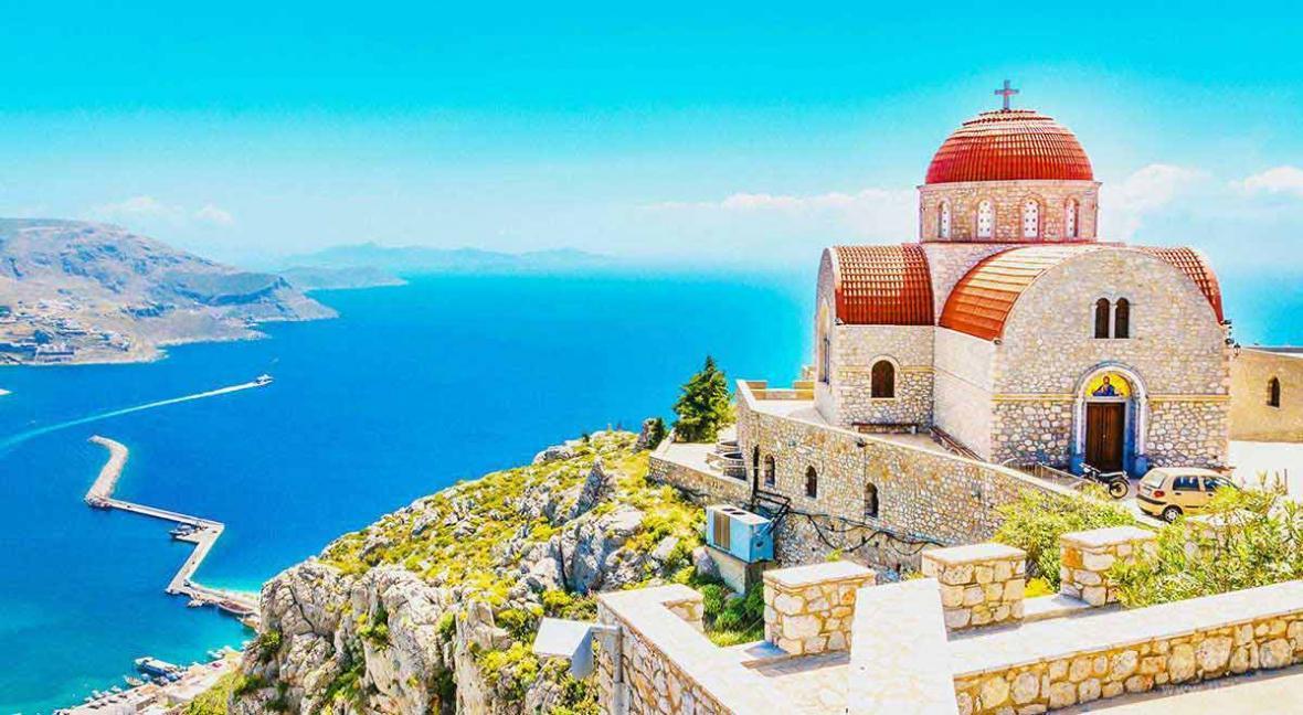 به یونان سفر کنیم ؛ خیلی هم خوب