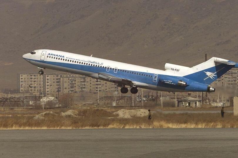 هواپیمای مسافربری افغانستان با 83 مسافر سقوط کرد ، سرنوشت نامعلوم مسافران