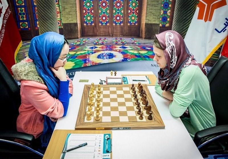 رقابت های شطرنج قهرمانی جوانان آسیا در شیراز شروع شد