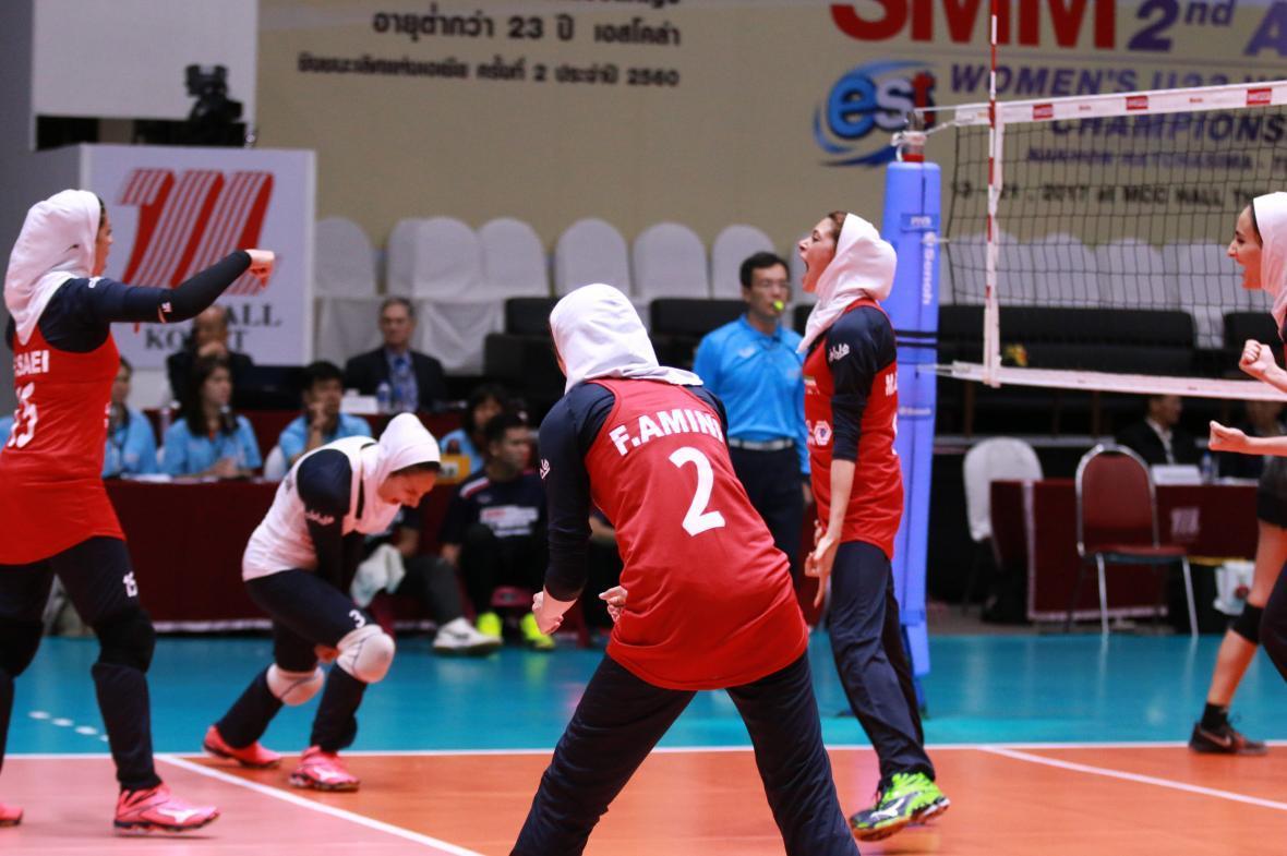 ایران برای صندلی چهارمی به مصاف چین تایپه می رود
