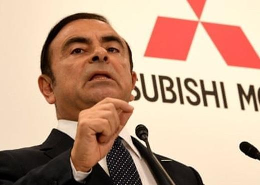 ژاپنی ها از سر مدیر عامل سابق رنو-نیسان دست بر نمی دارند