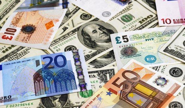 کاهش قیمت یورو و 24 ارز دیگر