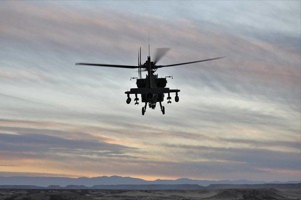 بالگرد نظامی آمریکا سقوط کرد، 2 نفر مفقود شدند