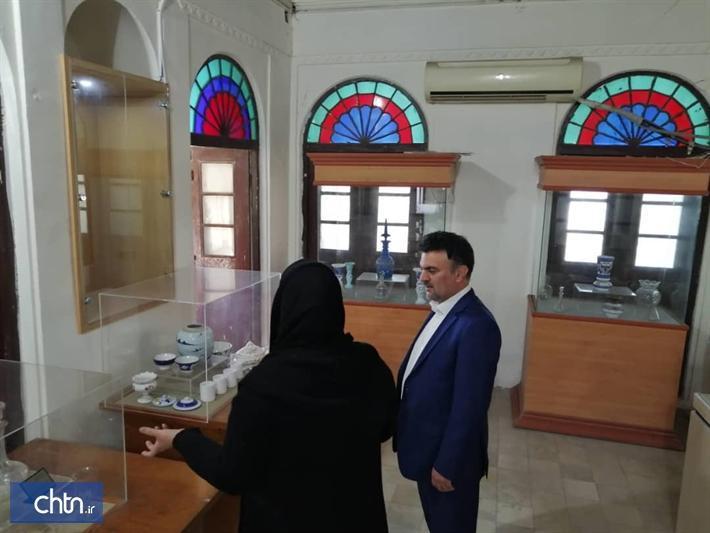 فراوری محتوا در موزه مردم شناسی بوشهر تقویت می گردد