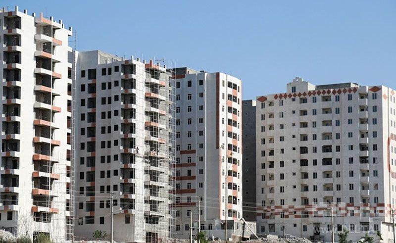 مسکن ملی در حاشیه شهر ها ساخته می گردد