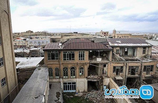 واگذاری مرمت عمارت جنانی به میراث فرهنگی