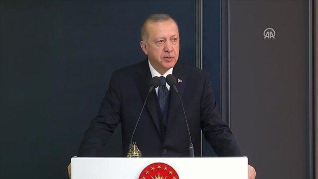 درخواست اردوغان برای مقابله با خلیفه حفتر