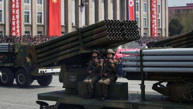 فعالیت های نظامی غیرمعمولی در کره شمالی دیده نمی شود