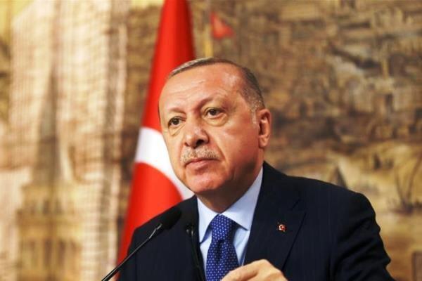 اردوغان خواهان برطرف تبعیض اروپا علیه ترکیه شد