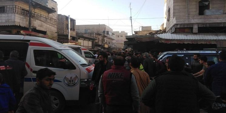 انفجار در مناطق سوری تحت اشغال ترکیه، 11 زخمی برجای گذاشت