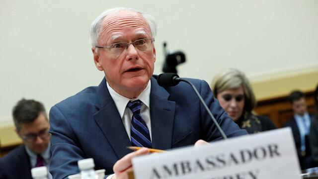 آمریکا: اجرای قانون سزار علیه سوریه،هشدار به امارات