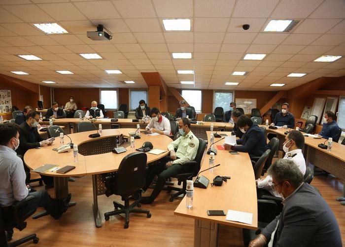 نشست فصل تابستان ستاد مدیریت بحران در منطقه 11 برگزار گشت